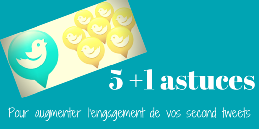 5 +1 astuces twitter