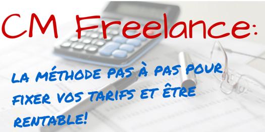 Freelance CM: la méthode pour facturer