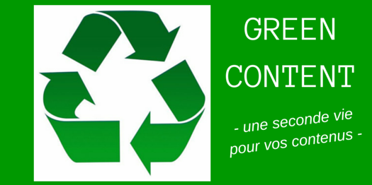Green Content recycler vos contenus digitalebox.fr