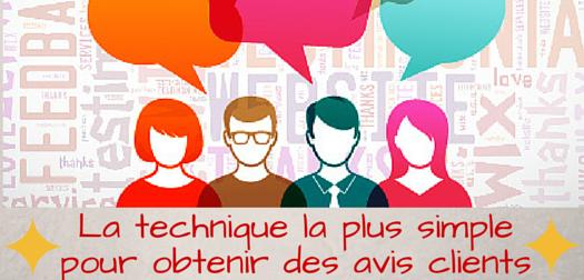 La technique la plus simple pour obtenir des avis clients - digitalebox.fr