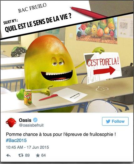 @oasisbefruit #cmMVP de la semaine pour Digitalebox