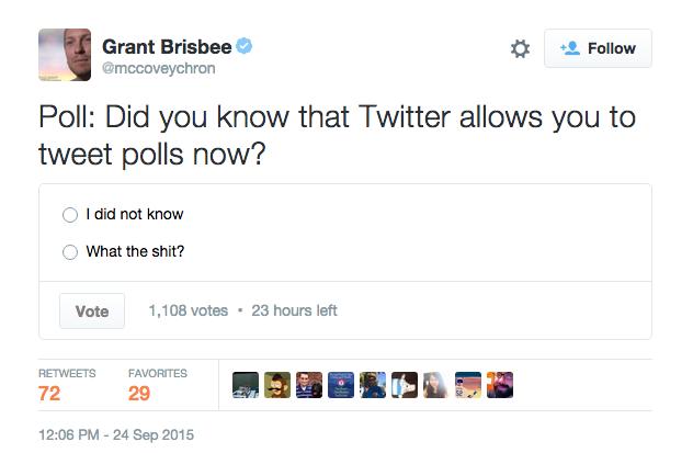 Twitter sondage digitalebox