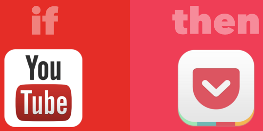 ifttt youtube pocket pour la veille automatique community manager  blog.digitalebox.fr
