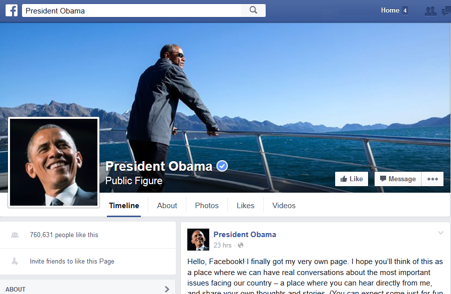 POTUS Facebook digitalebox community organizing software obama