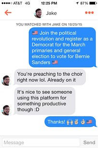 tinder femme supportrices bernie sanders digitalebox 3